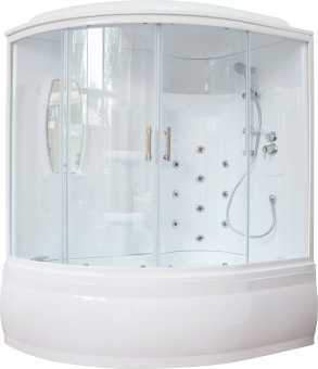 Душевой бокс Royal Bath RB 170ALP-T R 170x100
