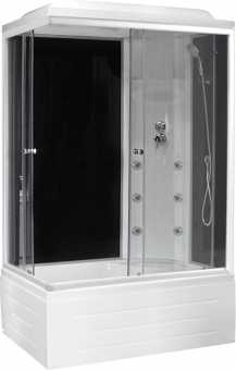 Душевая кабина Royal Bath RB 8100BP3-BT R 100x80