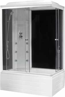 Душевая кабина Royal Bath RB 8120BP3-ВT L 120x80