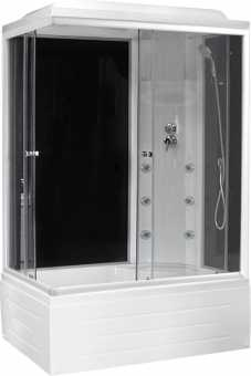 Душевая кабина Royal Bath RB 8120BP3-ВT R 120x80