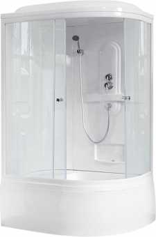 Душевая кабина Royal Bath RB 8120BK1-T L 120x80