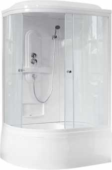 Душевая кабина Royal Bath RB 8120BK1-T R 120x80